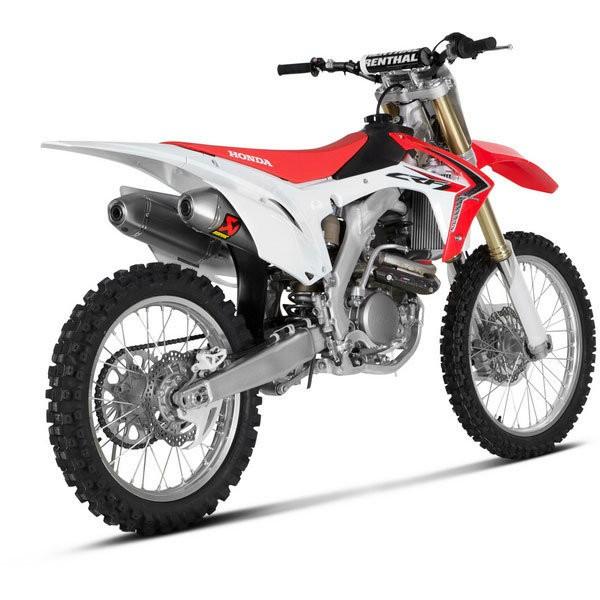 Akrapovic Racing Titanium Full Exhaust System 2014 Honda CRF250R