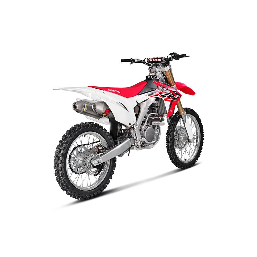Akrapovic Racing Titanium Full Exhaust System 2016 Honda CRF250R