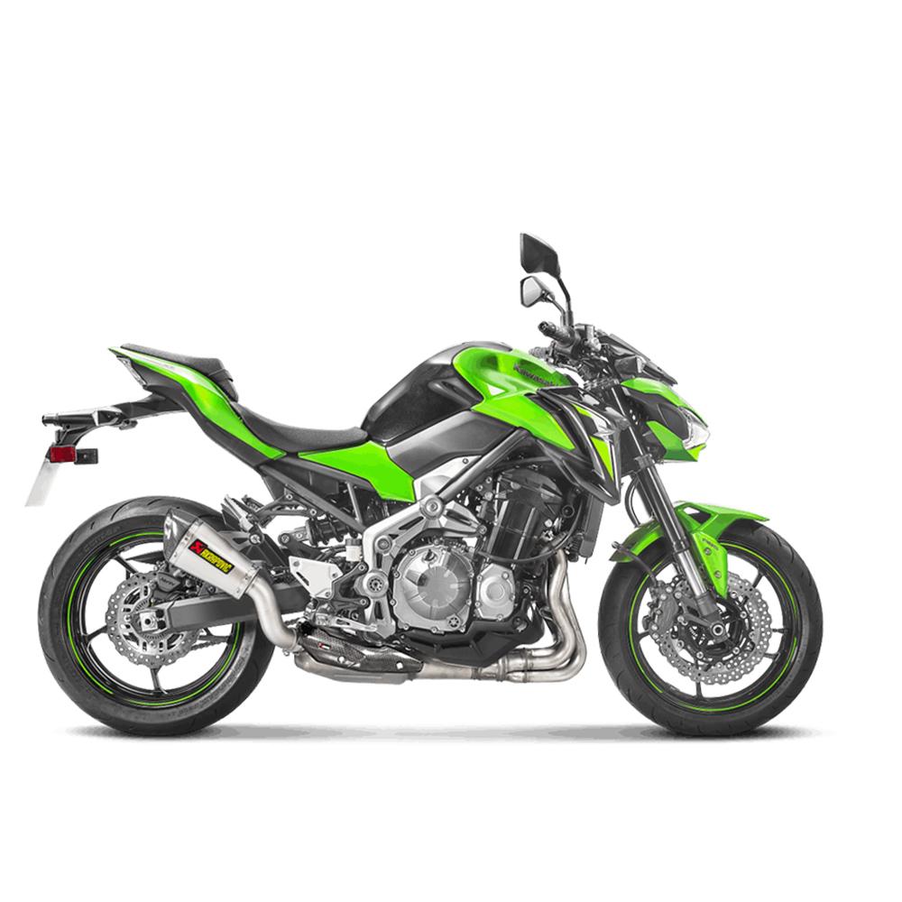 Akrapovic Racing Carbon Fiber Heat Shield 17-18 Kawasaki Z900