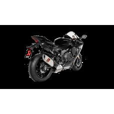 Akrapovic Slip-On Line (Titanium) - Yamaha YZF-R1 2020