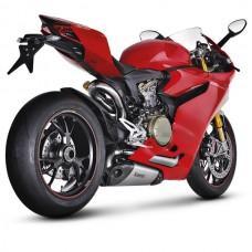 Akrapovic Racing Titanium Evolution Full Exhaust System 12-15 Ducati 1199 Panigale