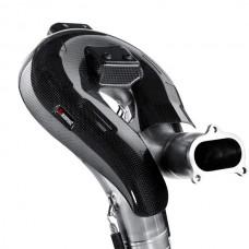 Akrapovic Racing Titanium Evolution Full Exhaust System 14-15 Ducati 899 Panigale