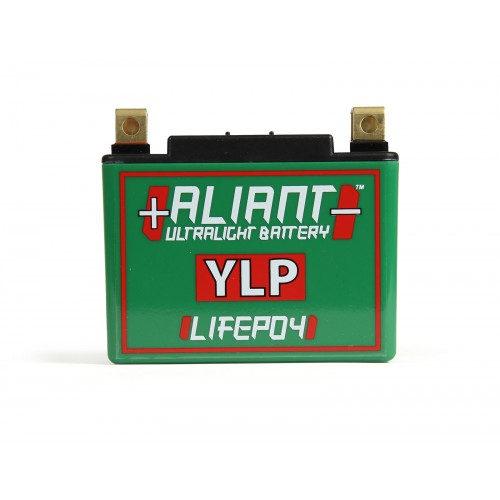 Aliant YLP10 10.0 AH ALICHEM Lifepo4 Battery