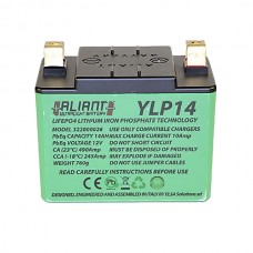 Aliant YLP14 14.0 AH ALICHEM Lifepo4 Battery