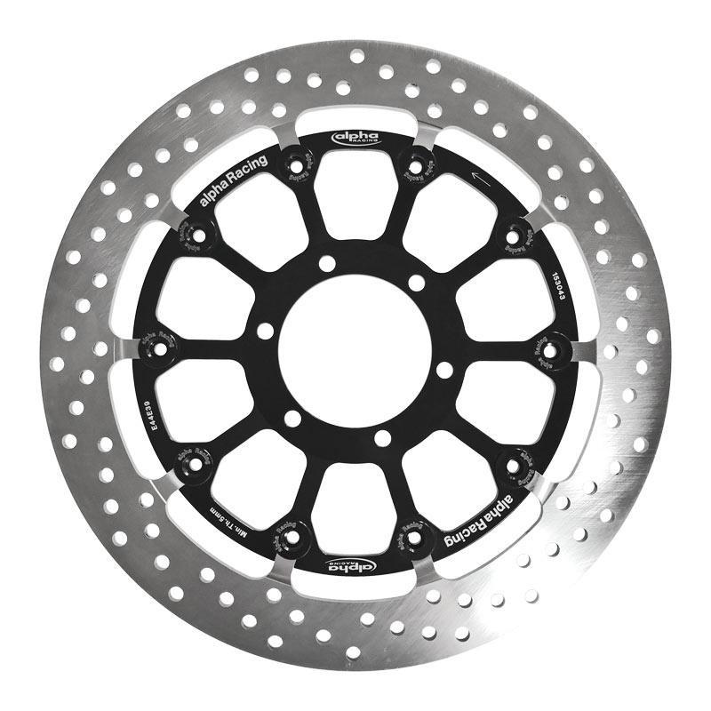 Alpha Racing 320x6 mm EVO Brake Disc / Rotors Set - 2019 (2020 US) BMW S1000RR K67