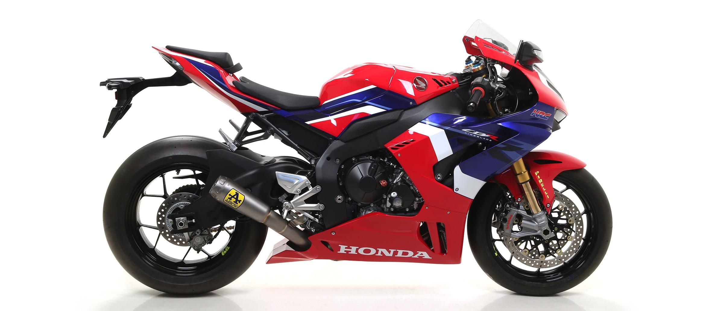 Arrow Pro Race Titanium Slip On - Honda CBR1000RR 2020+
