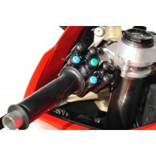 Bike Sport Developments - Plug & Play Left Button Pod - 2018 Ducati V4 Panigale