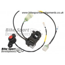 Bike Sport Developments - Remote On/Off ignition switch with E-Lock - Ducati Panigale 1199 / 1299 / 899 / 959