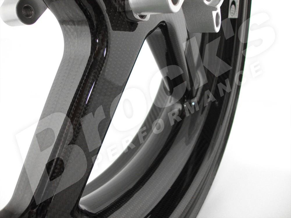 BST Diamond TEK 16 x 3.5 R+ Series Front Wheel - Kawasaki ZX-14/R (06-20) / ZX-10R (06-15) / ZX-6R and ZX636 (05-20)