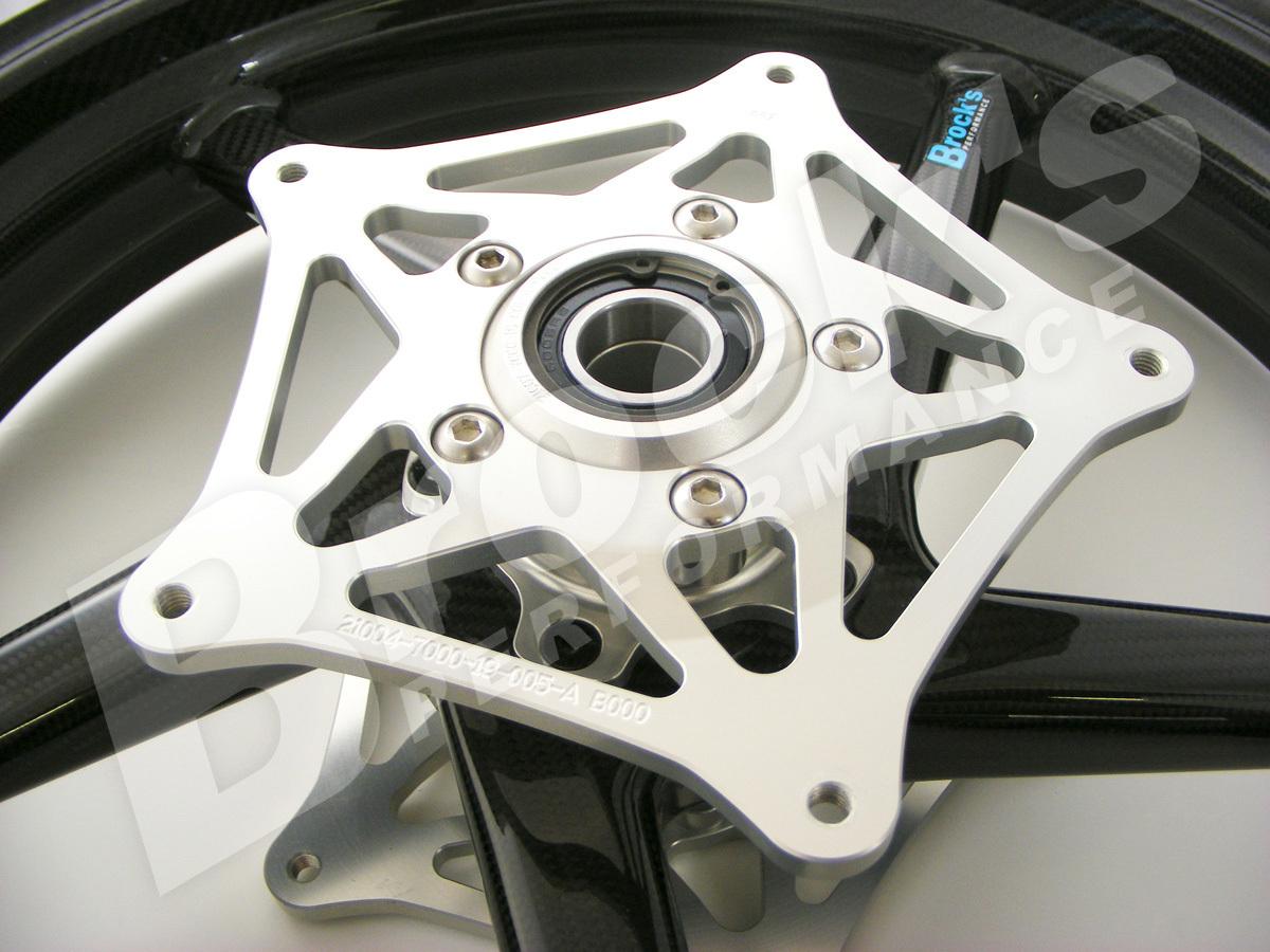 BST Diamond TEK 17 x 3.5 Front Wheel - BMW S1000RR (10-19) and S1000R (14-20)