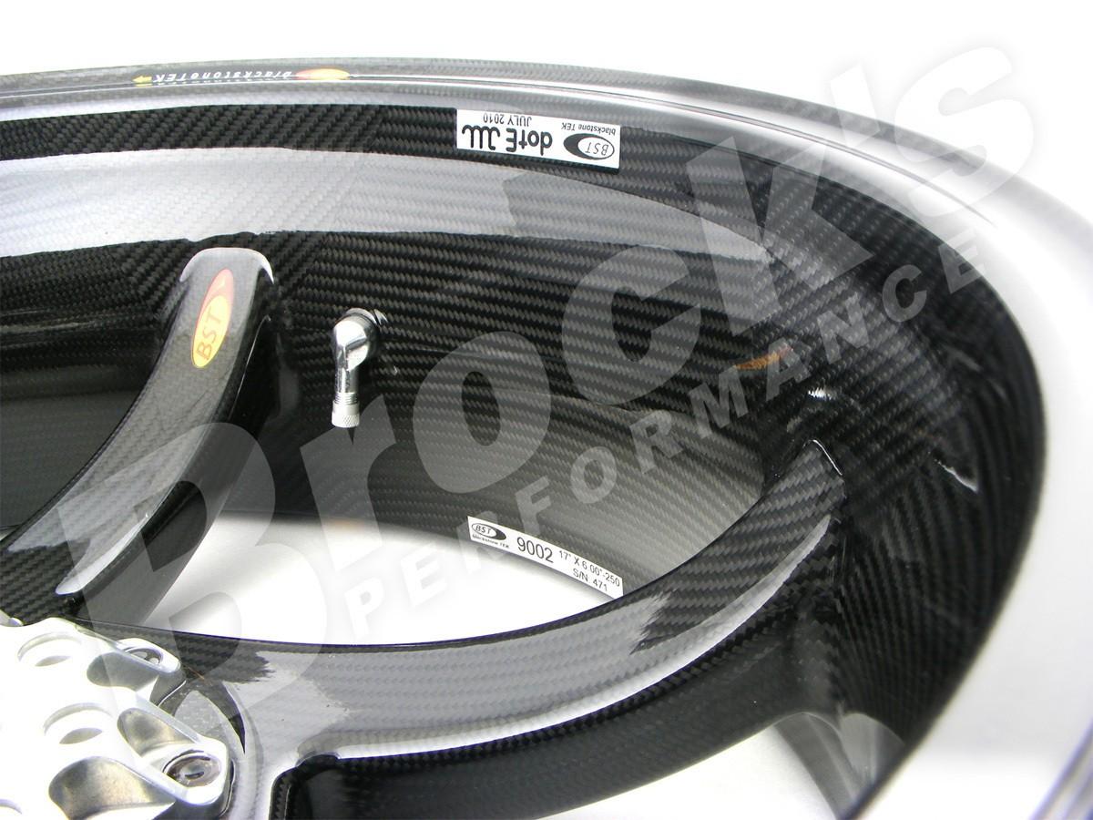 BST Diamond TEK 17 x 5.75 Rear Wheel - MV Agusta F4 750/F4 1000/F4RR/1078 Brutale