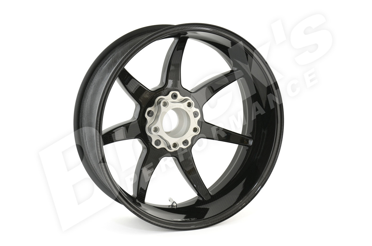 BST 7 TEK 17 x 6.0 Rear Wheel - KTM 1290 Super Duke R/GT (14-20)