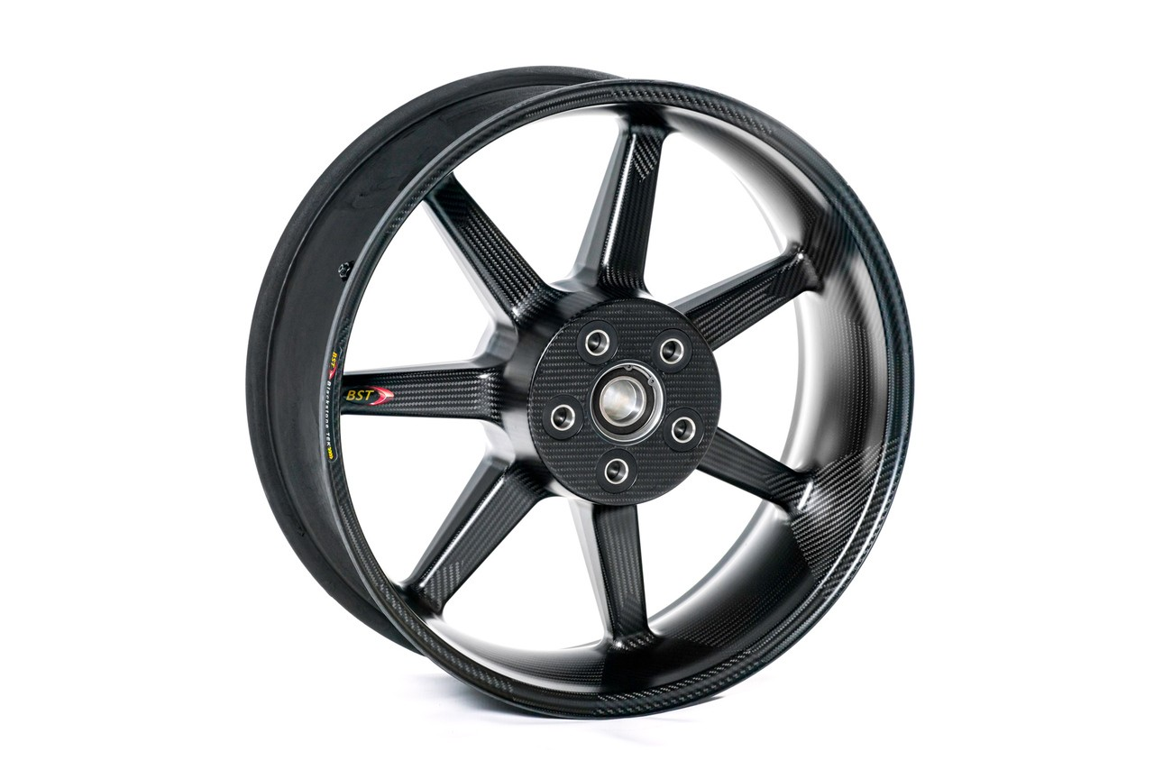 BST 7 TEK 17 x 6.0 Rear Wheel - Suzuki Hayabusa (99-07)