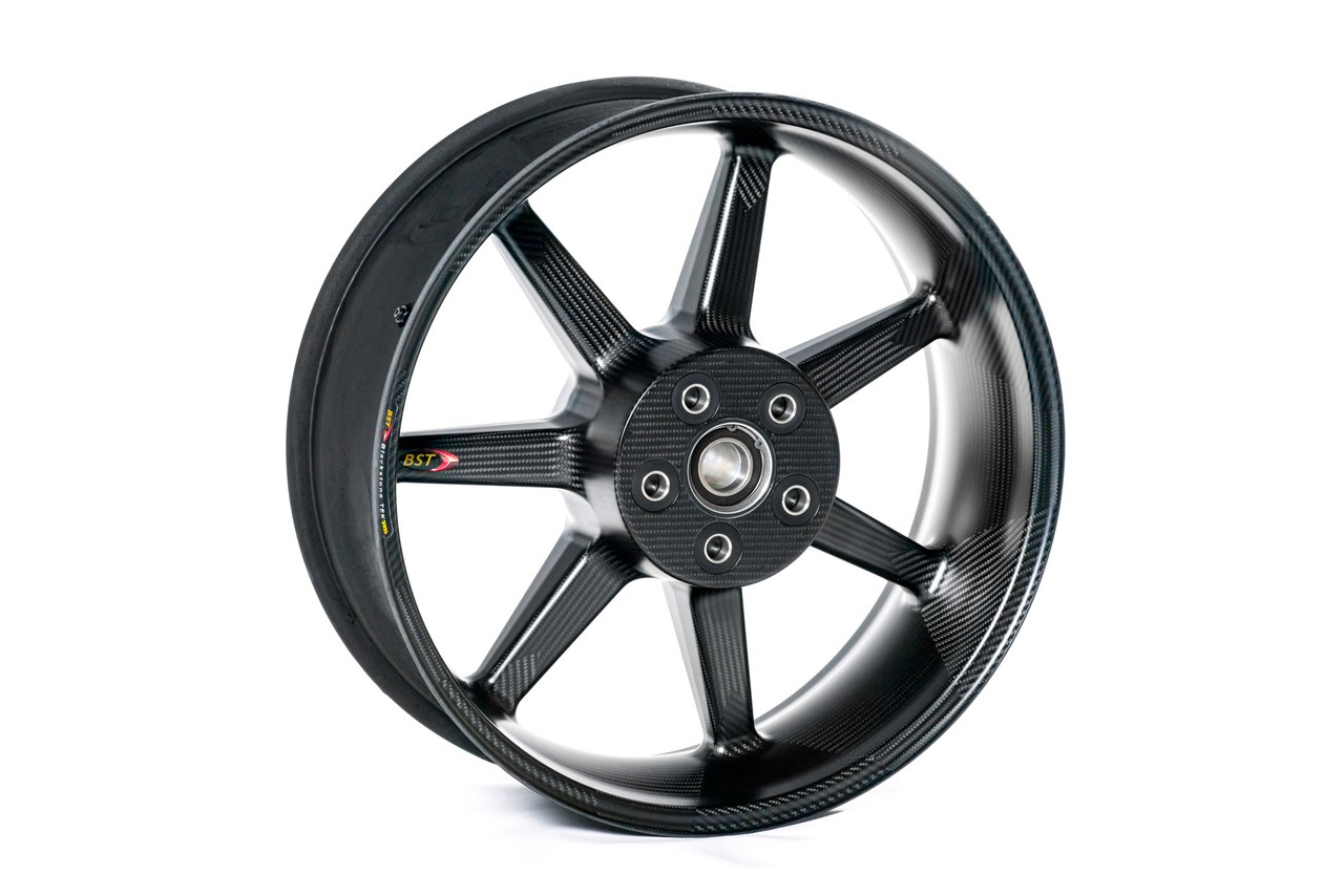 BST 7 TEK 17 x 6.75 Rear Wheel - Suzuki Hayabusa (99-07)
