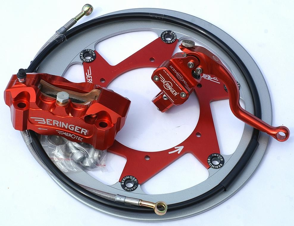 Supermoto Brakes