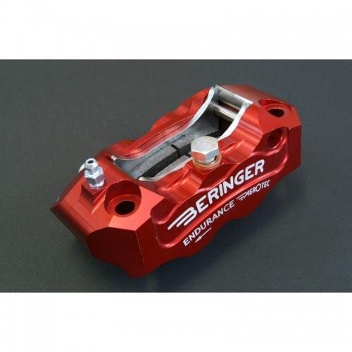 Beringer 100mm / 108mm Aerotec Billet Radial Endurance Calipers - Titanium Pistons with Magnets