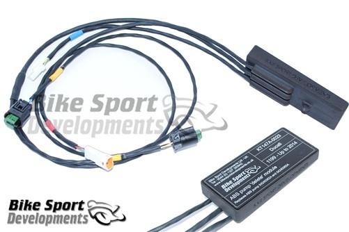 Bike Sport Developments - ABS Pump Delete - 2012-2014 Ducati Panigale 1199