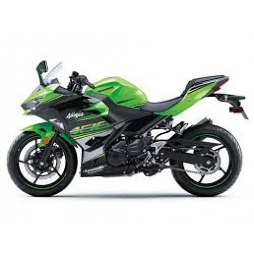 2018-19 Kawasaki Ninja 400 / EX400 Race ECU Flash