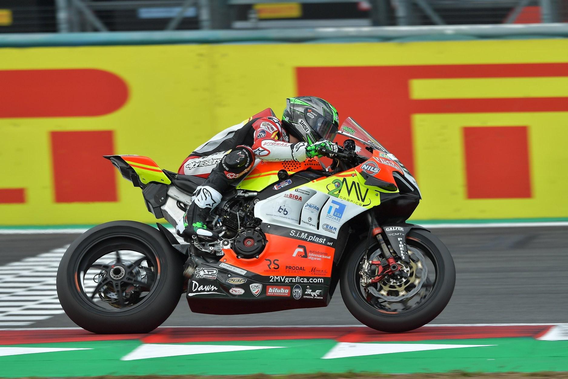 Bitubo RRH World Superbike Racing Fork