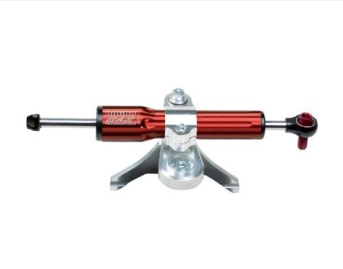 Bitubo Race Mount Steering Damper Kit ( Red Body ) Kawasaki Ninja 400 2018 +