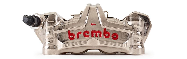 Brembo GP4-MS 100mm Monoblock Caliper Set