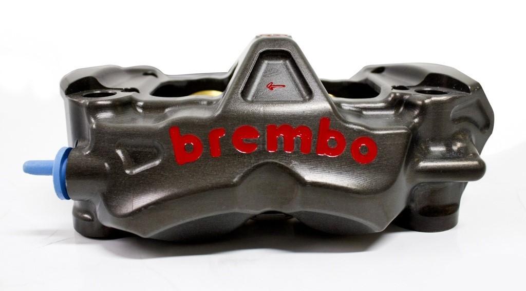 Brembo 108mm P4 30/34 Endurance Caliper - (Left)