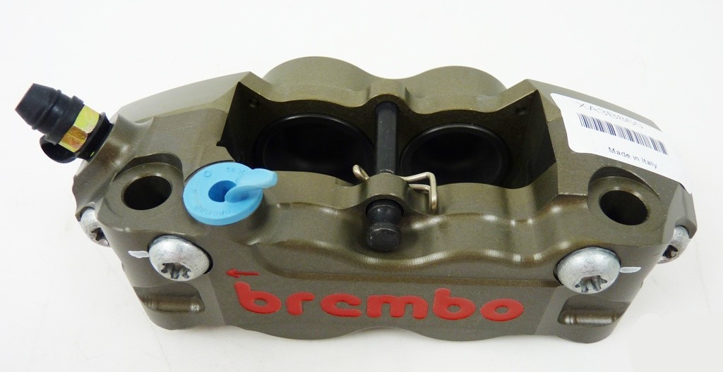 Brembo 100mm 2-Piece Brake Caliper - P4 30/34 (Right Caliper)