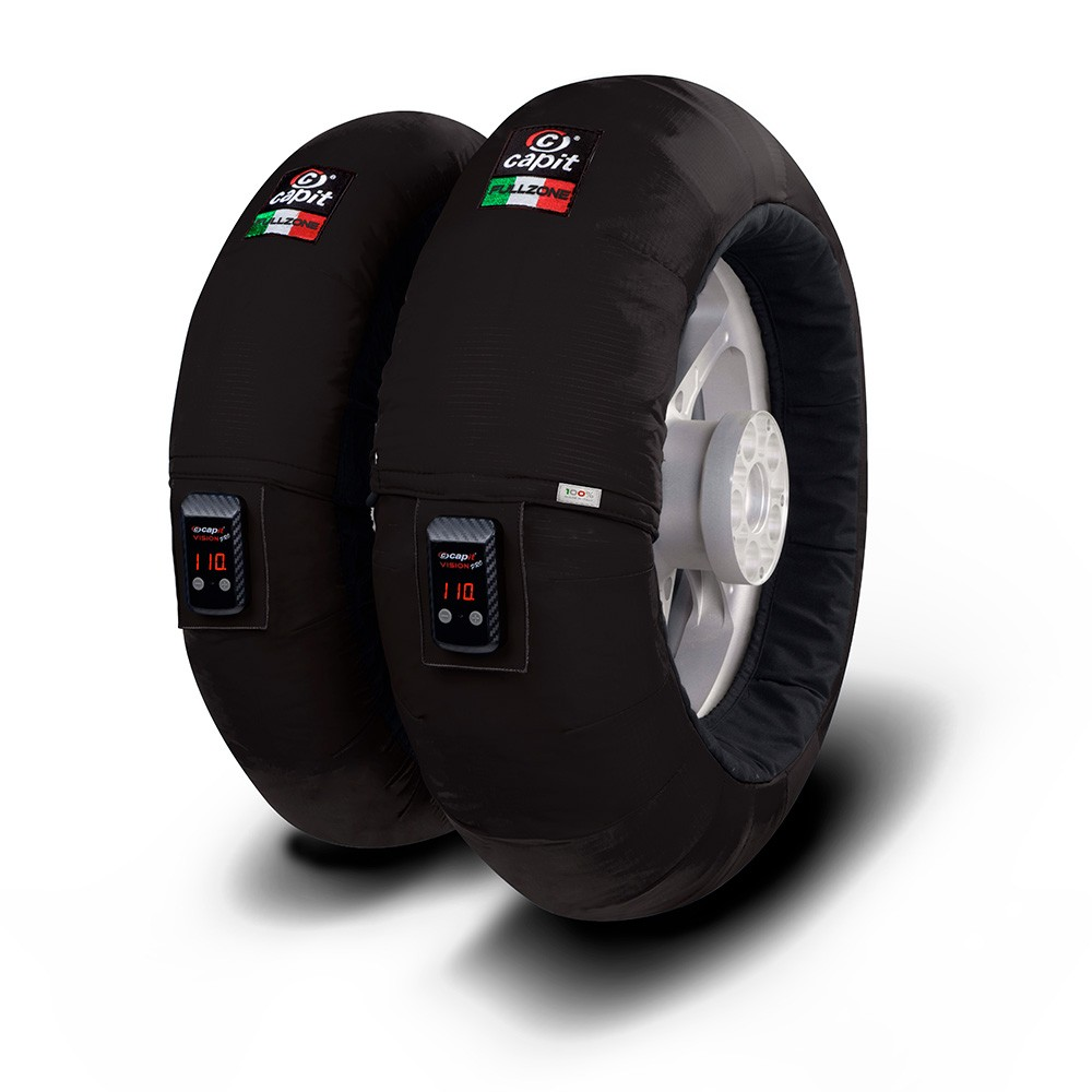 CapIt Full Zone Vision Digital Tire & Wheel Warmers