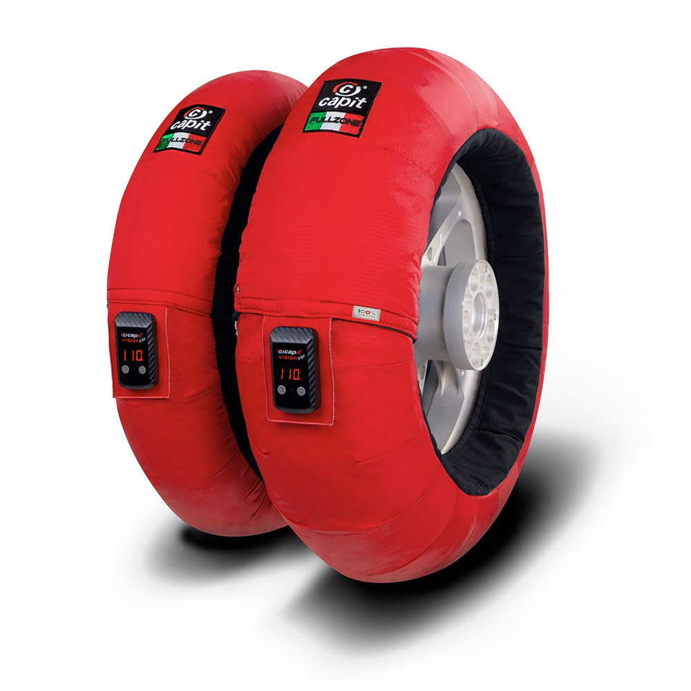 Sportbike Tire and Wheel Warmers