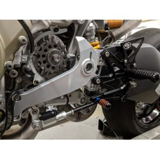 Evol Technology Ducati V4R / V4 / V4S Pro Superbike Rearsets Kit