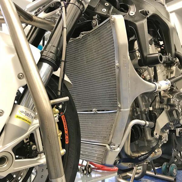 Febur Kit Racing Radiator for 2009-2018 BMW S1000RR / HP4