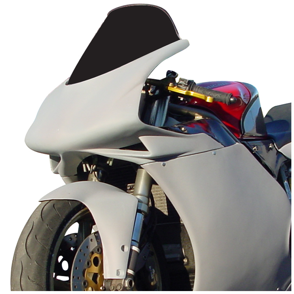 Hotbodies Racing Race Bodywork - Ducati 748 / 916 / 996 / 998