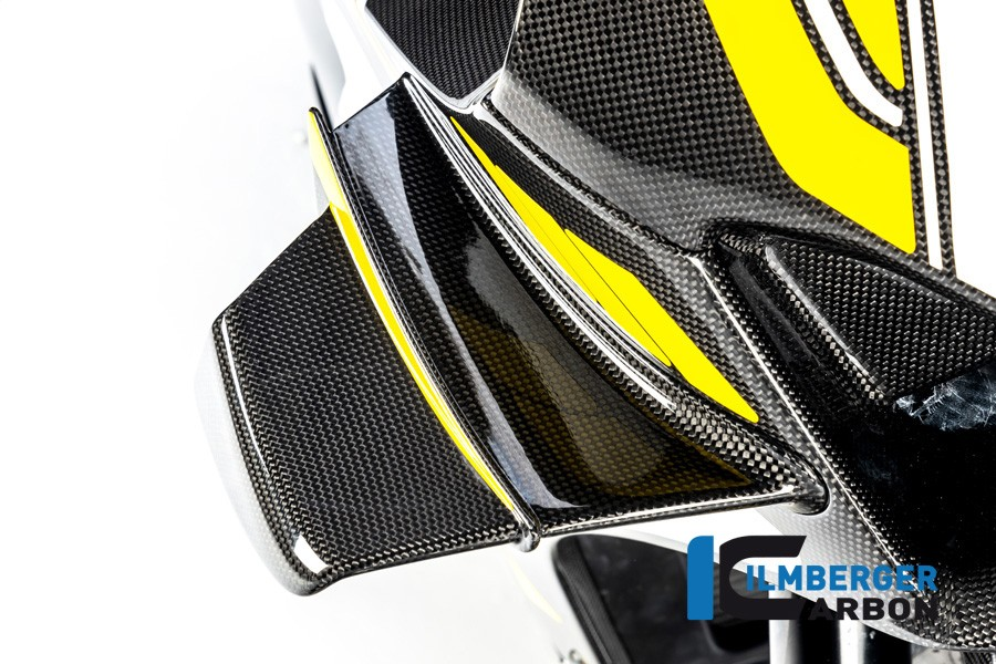 Ilmberger Carbon Winglet Set (Gloss) - Ducati Panigale V4R