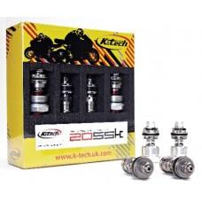 K-Tech Suspension 20SSK Fork Piston Kit  06-18 Kawasaki ZX-14 / R