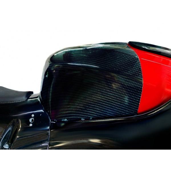 Lacomoto 2020 BMW S1000RR Carbon Fiber Tank Shroud