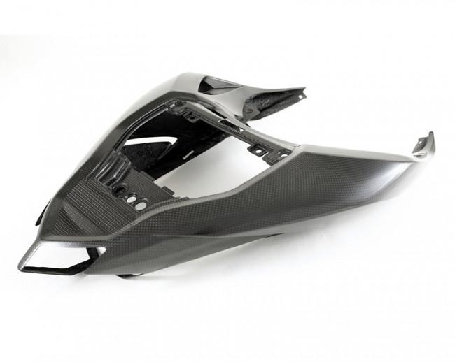 Moto Corse Carbon Fiber Double Seat, Tail - Ducati Streetfighter