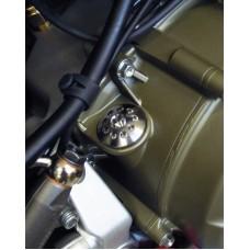 Moto Corse Titanium Oil Plug - Ducati Panigale and Streetfighter V4