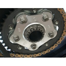 Moto Corse Billet Titanium Rear Sprocket Nut - Select Ducati and All MV Agusta Models