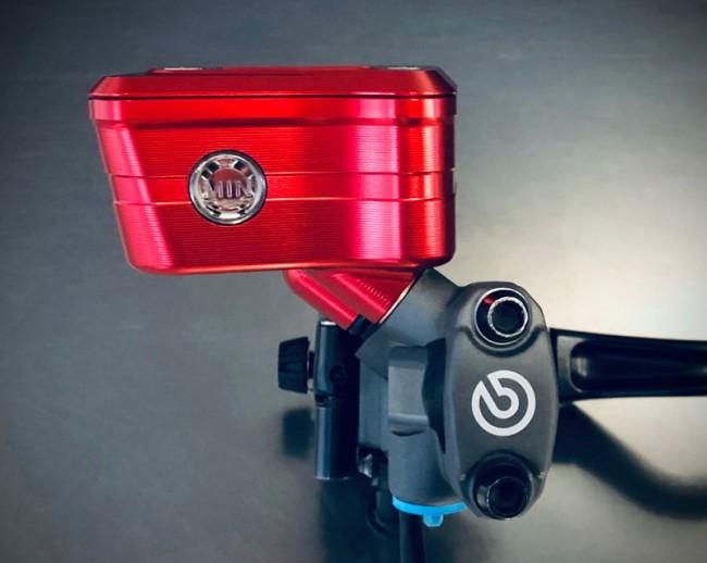 Motocorse Billet Aluminum Clutch Reservoir Kit for Brembo RCS Corsa Corta
