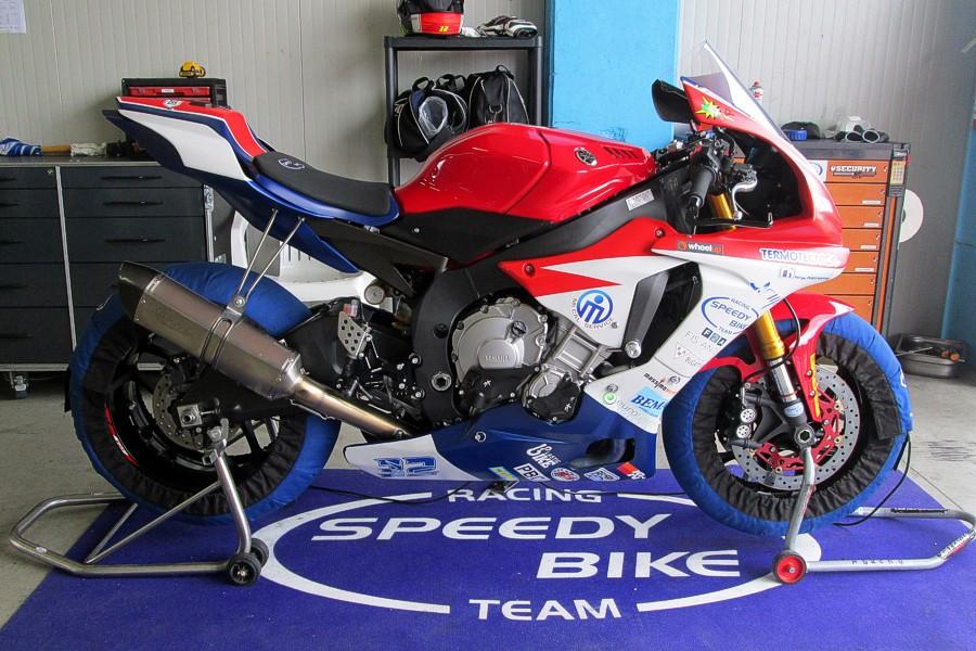 Plastic Bike 2015-19 Yamaha YZF-R1 Superbike Race Bodywork Kit