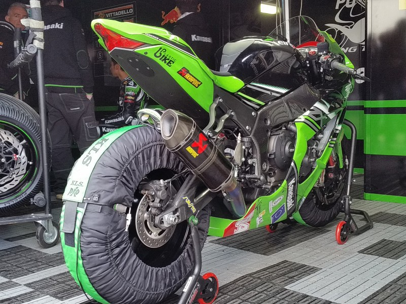 Plastic Bike 2016+ Kawasaki ZX-10R Superbike Race Bodywork Kit