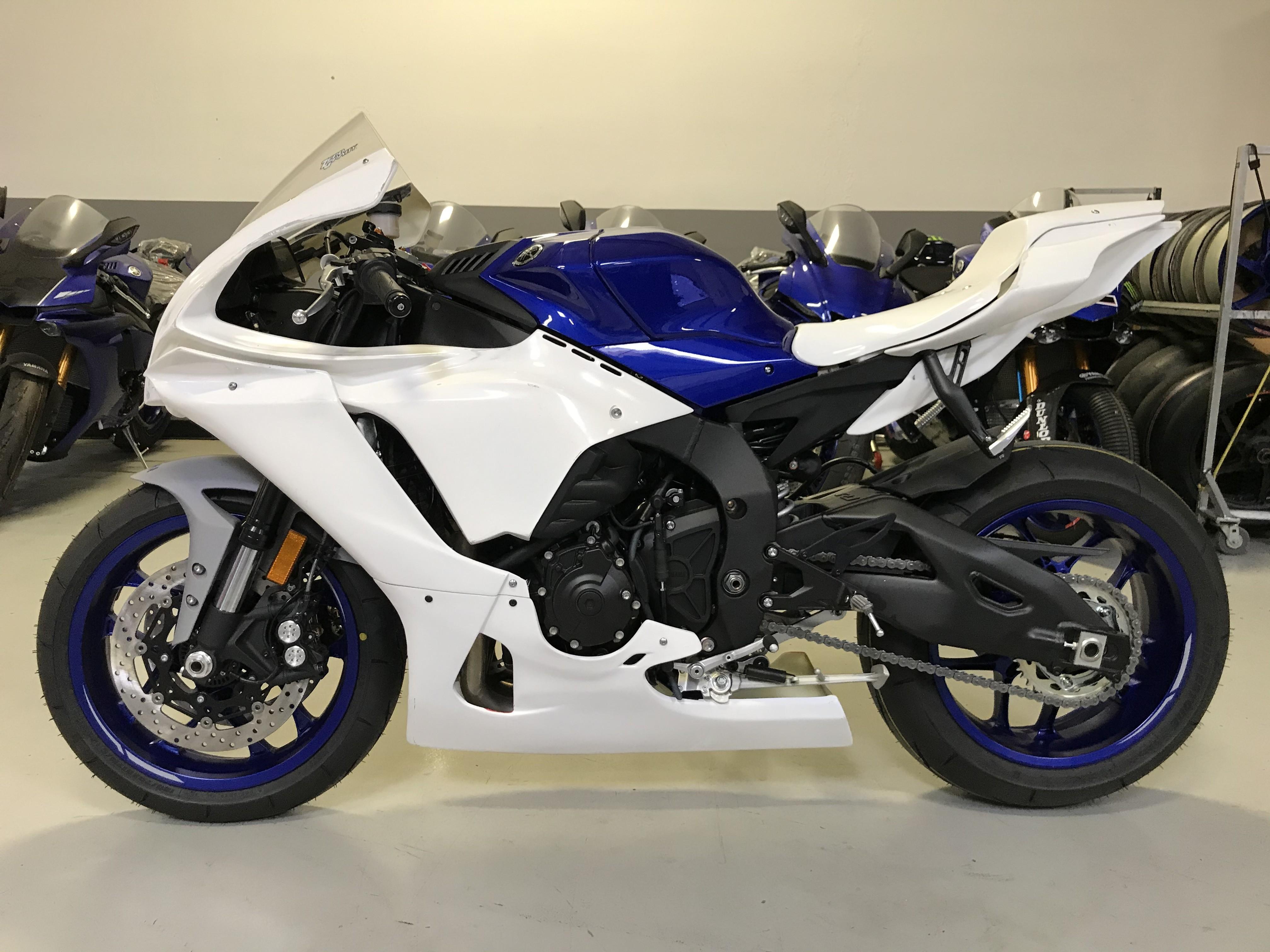 Plastic Bike 2020 Yamaha YZF-R1 Superbike Race Bodywork Kit