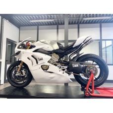Plastic Bike Ducati Panigale V4 R Superbike Race Bodywork Kit
