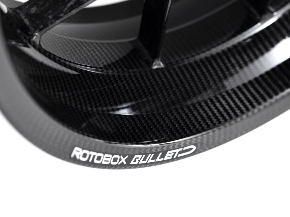 RotoBox Bullet Forged Carbon Fiber Wheels For The Honda CBR1000RR-R 2021+
