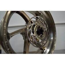 Superbike Unlimited Rear Brake Rotor - Aprilia