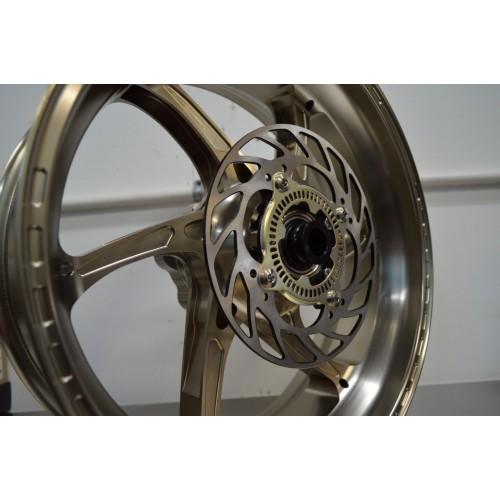 Superbike Unlimited Rear Brake Rotor - Yamaha, Suzuki, Honda, Kawasaki, BMW