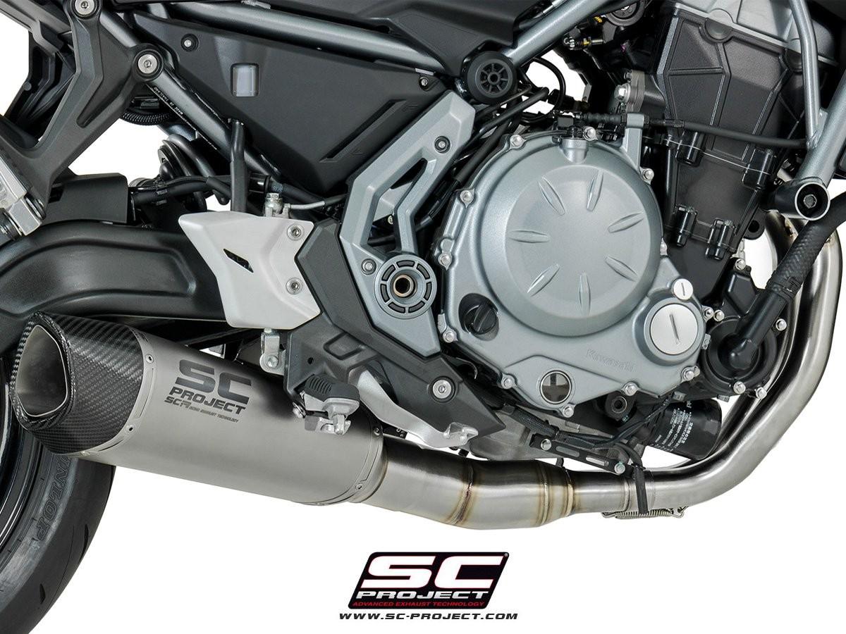 Sc Project Sc1 R Full System Kawasaki Ninja 650 Z650 2017 2018