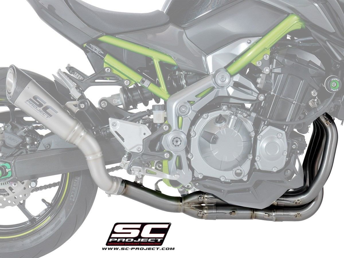 SC-Project Racing Headers - Kawasaki Z900 2017-2018