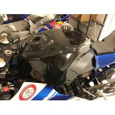 SE Composites 2014-18 Yamaha FZ-07 Carbon Fiber Tank Shroud / Cover