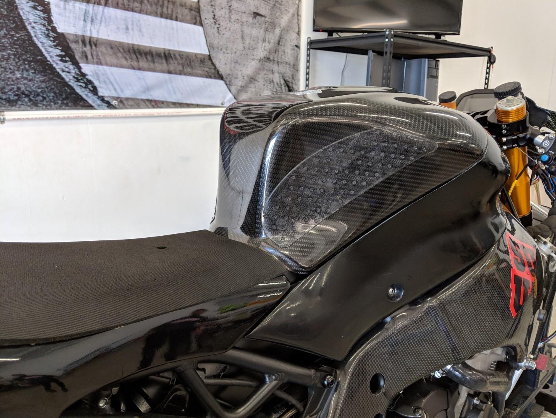 SE Composites 2016-18 Kawasaki ZX-10R / ZX-10RR Tank Shroud / Cover